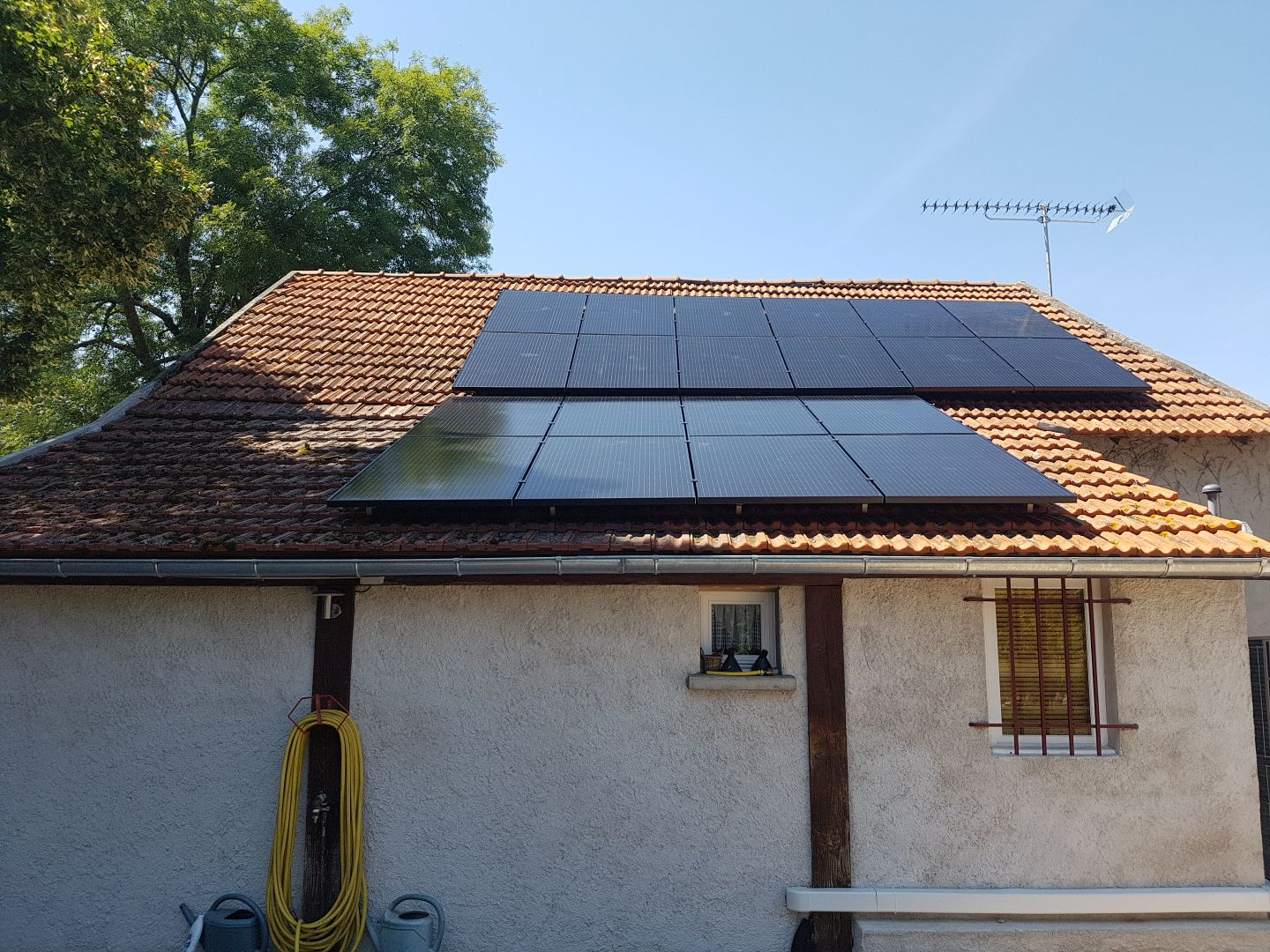 Installation Solaire Allier